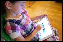 Learn to Read with CAPIT / Playing with Sounds and intuitively creating Letters, Words, and Sentences.