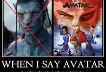 Avatar:The last airbender and The legend of Korra