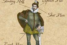 5) 15th - 16th Century | Renaissance / 13th-14th Century fashion and influences on modern day fashion.
