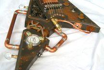 Thunder Eagle guitars