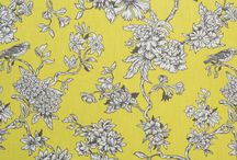 Colour Fabric: Yellow