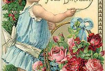 Vintage postcards and easter / by José Molenaar