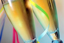 New Year's Eve Party / Host a swanky, delicious party with close friends