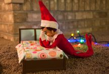 Elf on the Shelf / by Sharon Barber