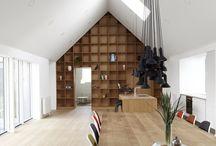 House Saker, Brandwacht / Inspiration for a new family home in Stellenbosch