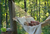 Lazy Days / For those days where you just want to relax!  outdoorlivingplanet.com