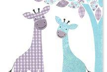 Quilts ~ Giraffes
