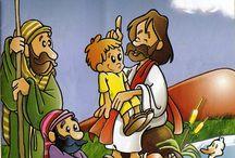 historias biblicas para niños / historias biblicas