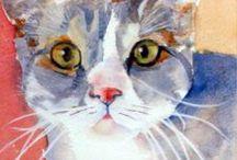 Reynel Art - Watercolour paintings
