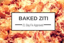 21 Day Fix Meals / by Cj Tannehill