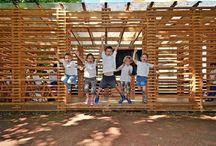 Udržitelné školy | stavění z lokální materiálů