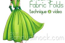 Art - How to - Fabric