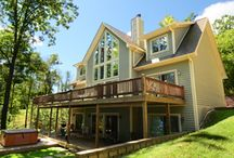 Vacation homes / by Susan McWilliams Dougherty