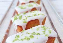 Mini loaf cakes