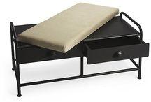 LA - Bed bench