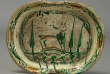 ceramic  19th-art deco / mainly american