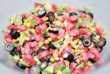 Summer food ideas / by Colleen Coffin