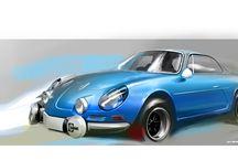 Classic Car Sketch / by Ber Tor