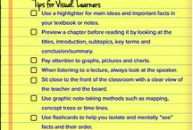 styles of learners