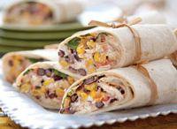 Food: Wraps