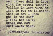 Christopher poindexter ♥♡ / by Kayla Weston