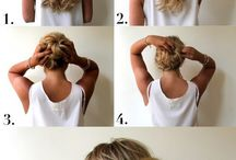 Hair Tutorial! :3