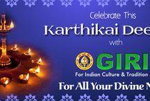 GIRI's specials for KARTHIKAI DEEPAM / Celeberate KARTHIKAI DEEPAM with GIRI