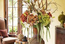 Wreaths and Arrangements / by Allison Dixon