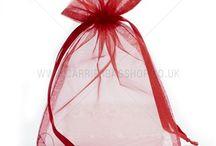 Rot Taschen und Verpackung