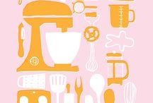 Kitchen Utencils