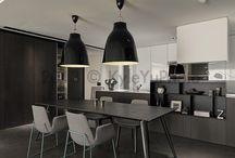Interiors + dining room