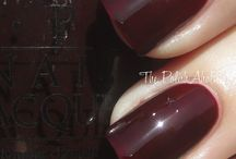 OPI - My Nail Polishes Collection