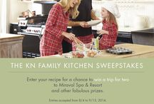Comfort Food / KN Karen Neuburger encourages families to come together in the kitchen as well as around the dinner table.  We are pinning our favorite recipes for inspiration and helpful meal planning!