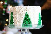 x-mas cakes