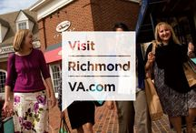 RVAShopping / We've got malls, local boutiques, antiques and vintage shops for miles. / by VisitRichmondVA