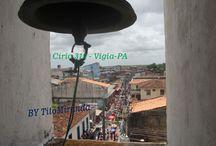 Círio de Nazaré / No 2º domingo de setembro acontece em Vigia o Círio mais antigo do Estado do Pará.