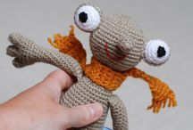 crochet toys made by iasio