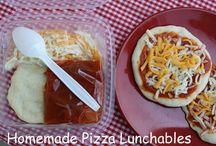 Lunch Box Ideas / by Dawn Holmes
