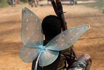 STOP  il faut que ça s'arrête / Sans voix...il faut que ses enfants reste des enfants et non des bombes humaines ou des esclaves