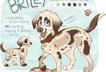 Hondjes met naam