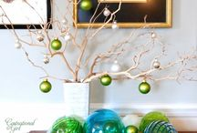Christmas / Creative ideas for Christmas decorating. / by Cut Two Pieces