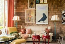 Can I Kick It? / Living room design ideas and other pieces for home / by Tena Johnson
