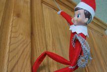 Elf on Shelf Ideas / by Jennifer Northcutt