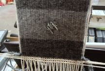 Tapestry Weaving / Tapestry weaving - on and off the loom.