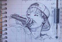 Bts drawing