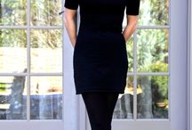 The LBD (Little Black Dress) / A look at how to wear this closet staple. / by Alexis Grace