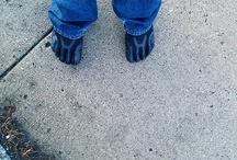 Skele-Toes I See #MLTVFit / by Miss Lori TV