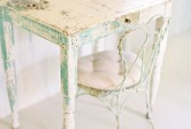 Shabby Chic love! / by Salvaging Grace