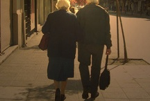 L'amour  / Love, true love , old people, cute couples