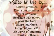 Words of Wisdom / by Diane Gil